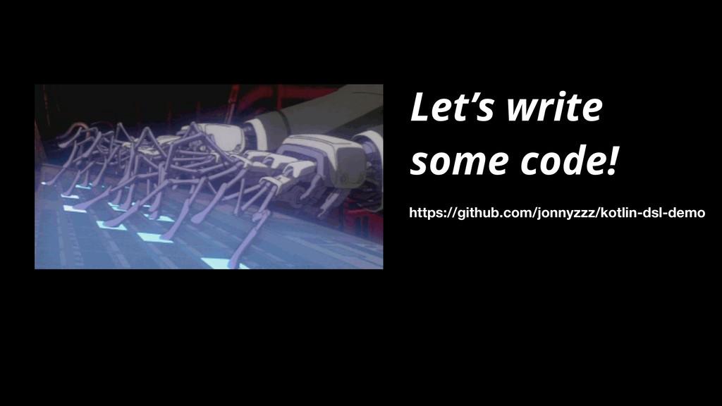 Let's write some code! https://github.com/jonny...