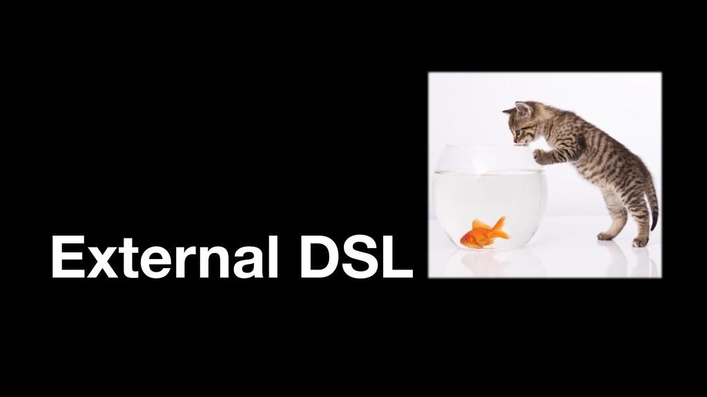 External DSL