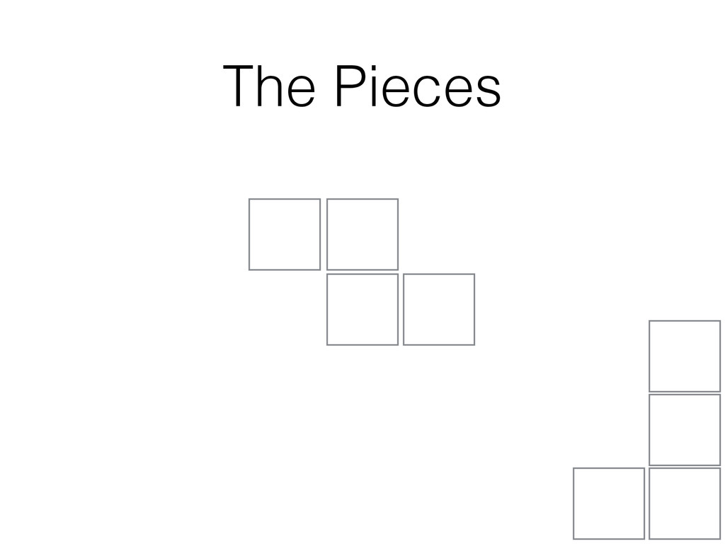 The Pieces