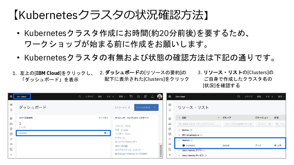 1. QR#[IBM Cloud]/0120MS T=2>?@6AU/VW 2. =2>?@6...