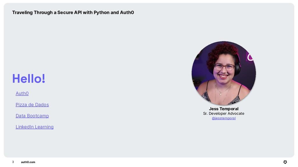 auth0.com Auth0 Pizza de Dados Data Bootcamp Li...