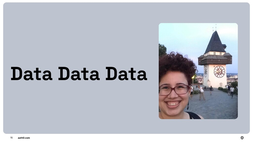 auth0.com 15 Data Data Data