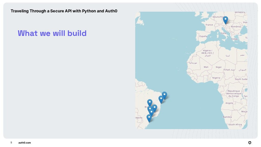 auth0.com Image placeholder 5 What we will buil...