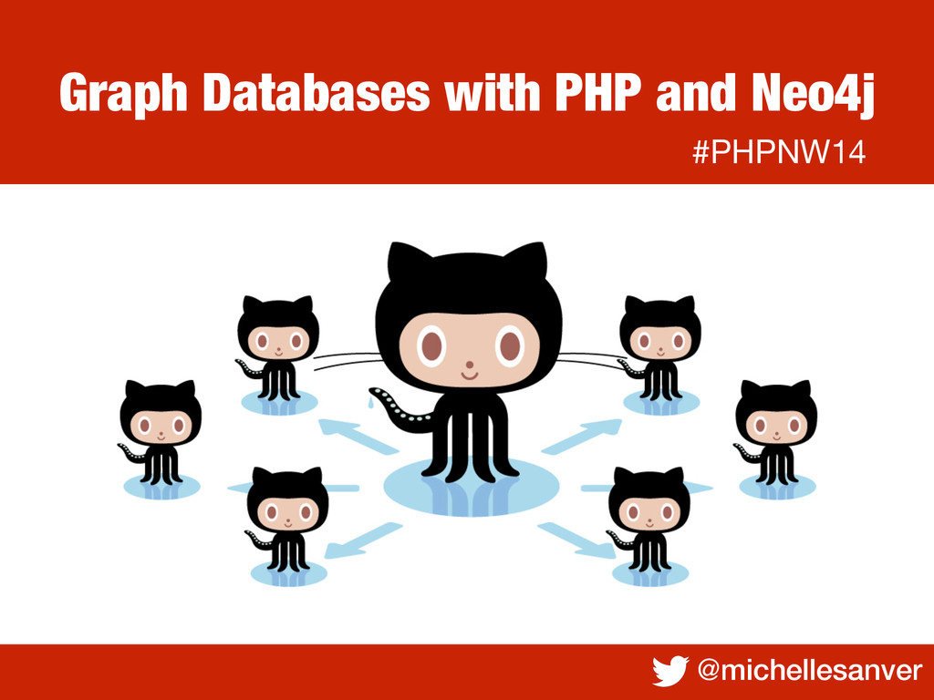 @michellesanver Graph Databases with PHP and Ne...