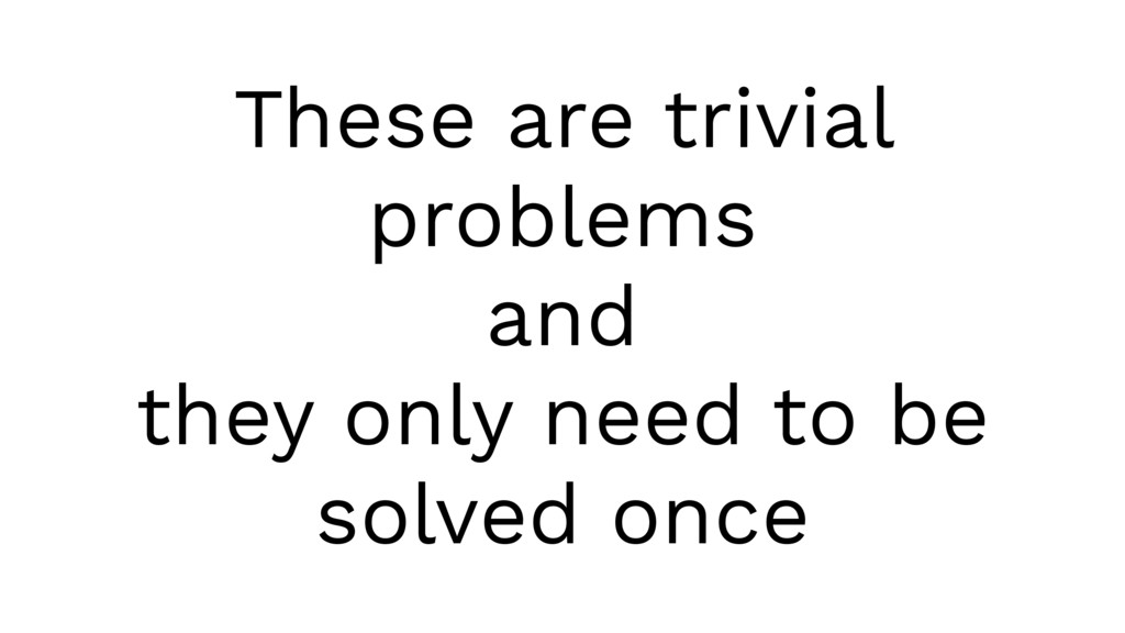 These are trivial problems and they only need t...