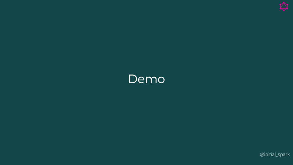Demo @initial_spark