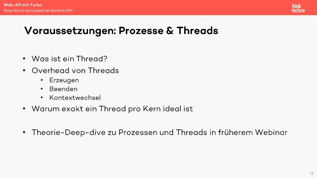 12 Deep-dive in async/await bei Backend-APIs • ...