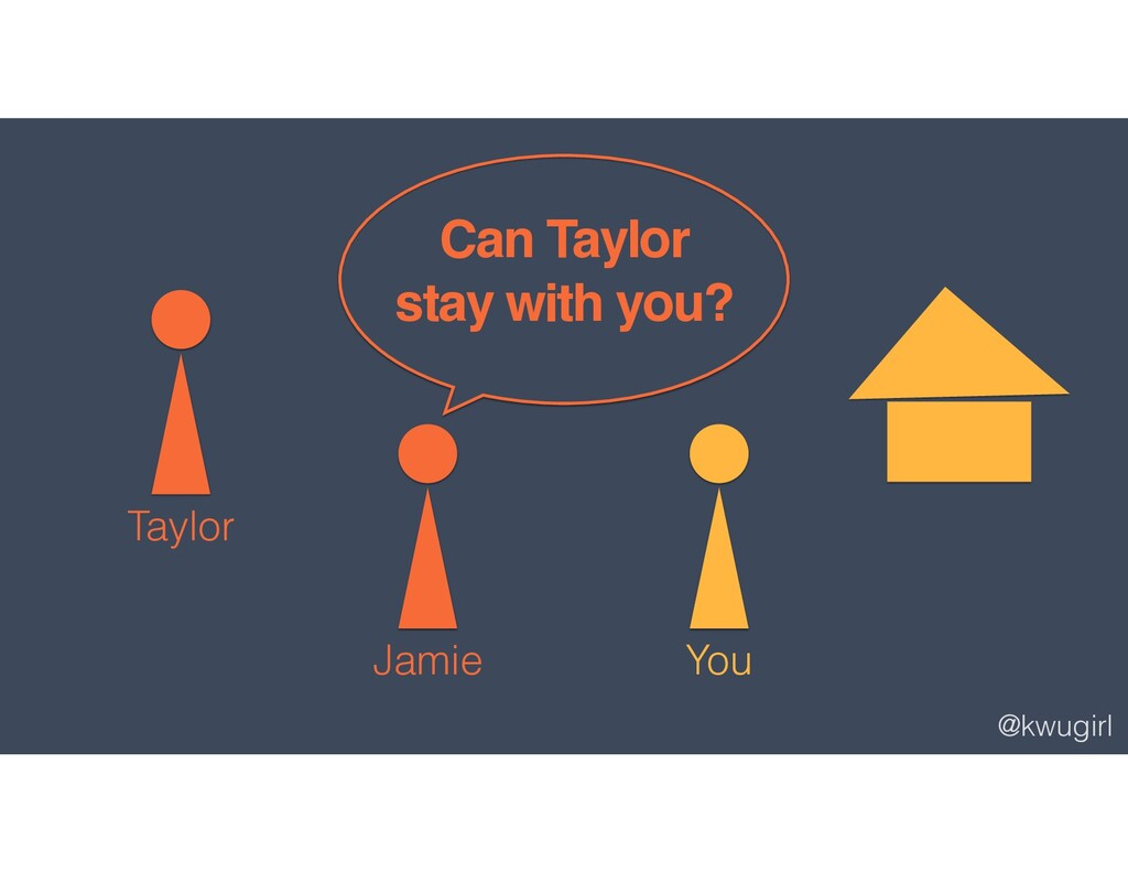 @kwugirl You Jamie Taylor Can Taylor stay with ...
