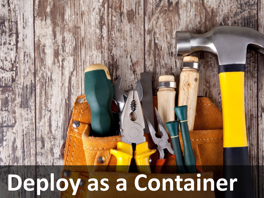 Deploy	