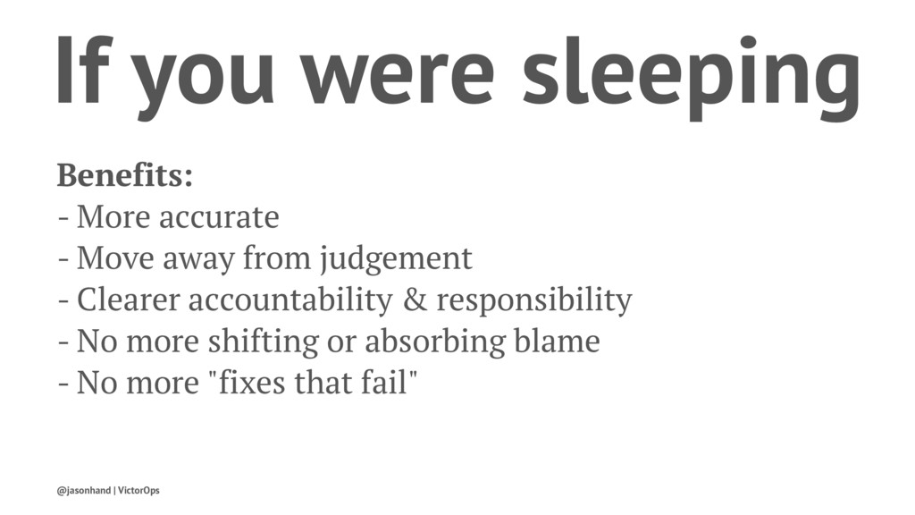 If you were sleeping Benefits: - More accurate ...