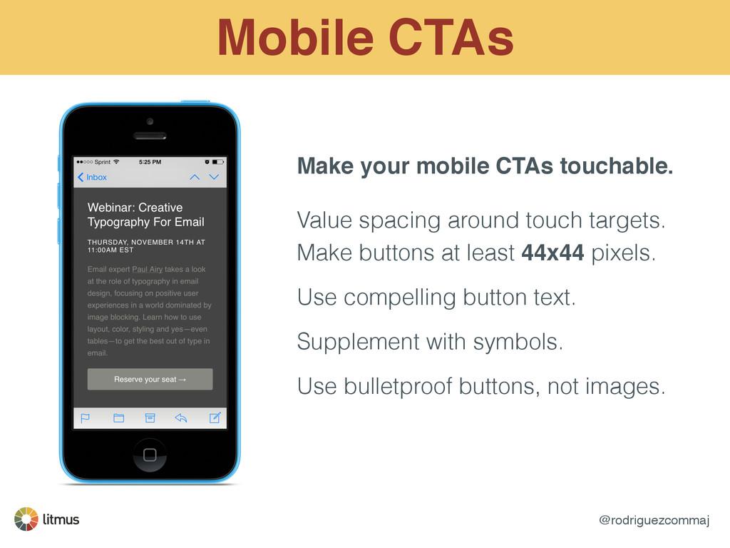 @rodriguezcommaj Mobile CTAs Make your mobile C...