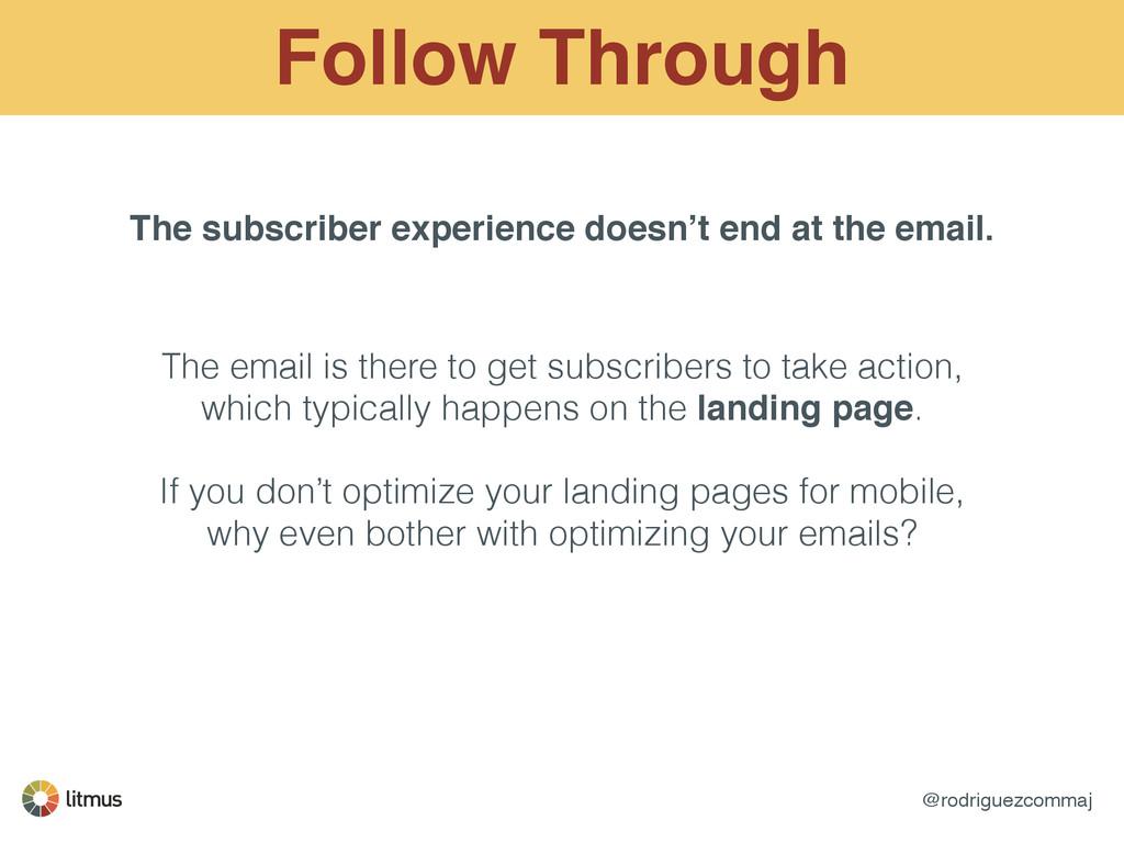 @rodriguezcommaj Follow Through The subscriber ...