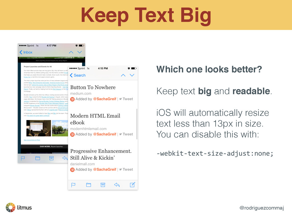 @rodriguezcommaj Keep Text Big Which one looks ...