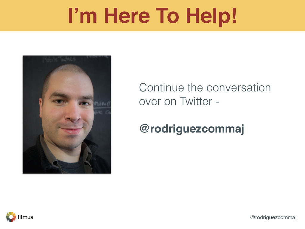 @rodriguezcommaj I'm Here To Help! Continue the...