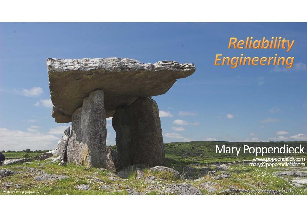 www.poppendieck.com mary@poppendieck.com Mary P...