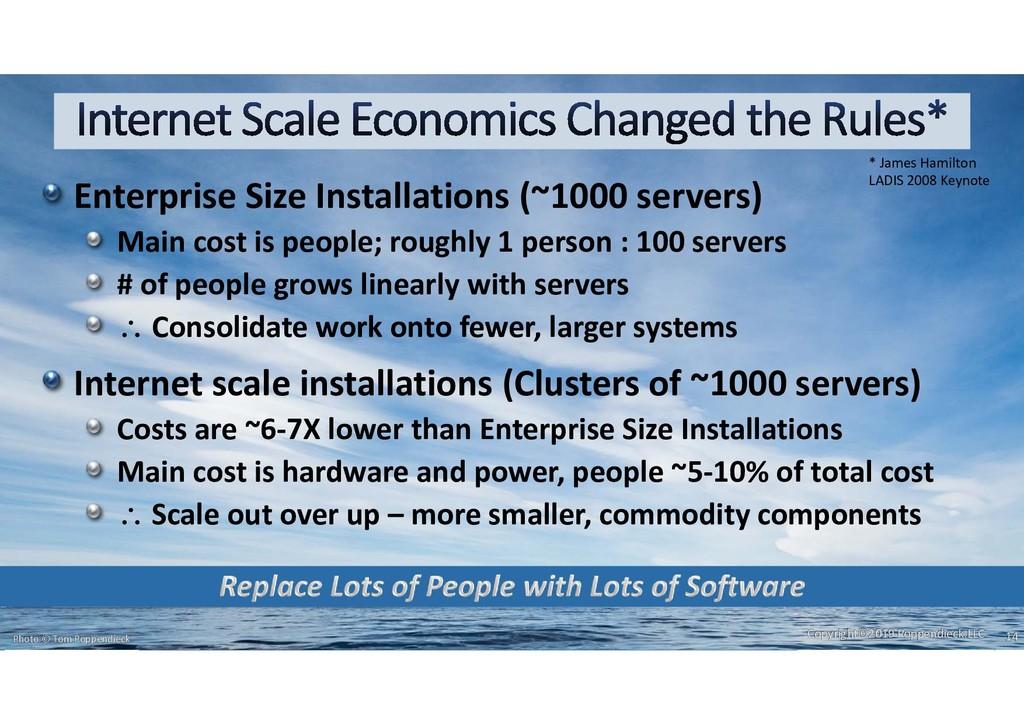Enterprise Size Installations (~1000 servers) M...
