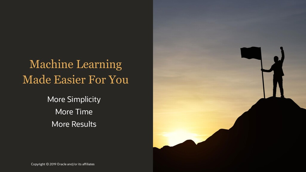 Machine Learning Made Easier For You More Simpl...