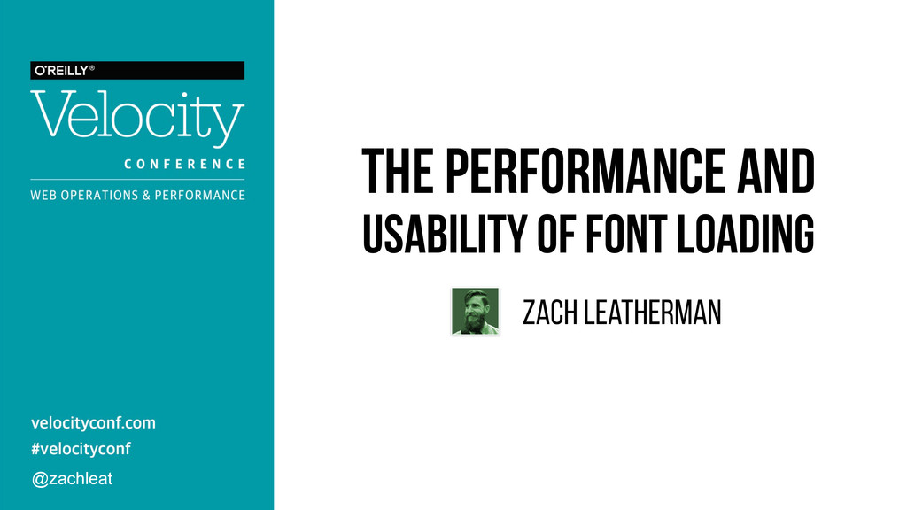 The Performance and Usability of Font Loading Z...