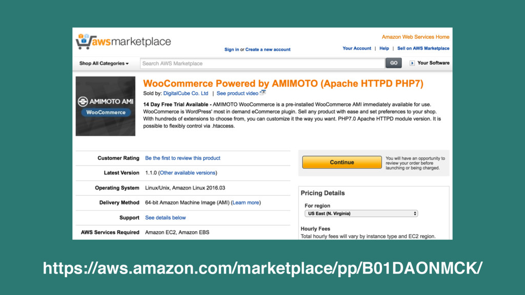 https://aws.amazon.com/marketplace/pp/B01DAONMC...