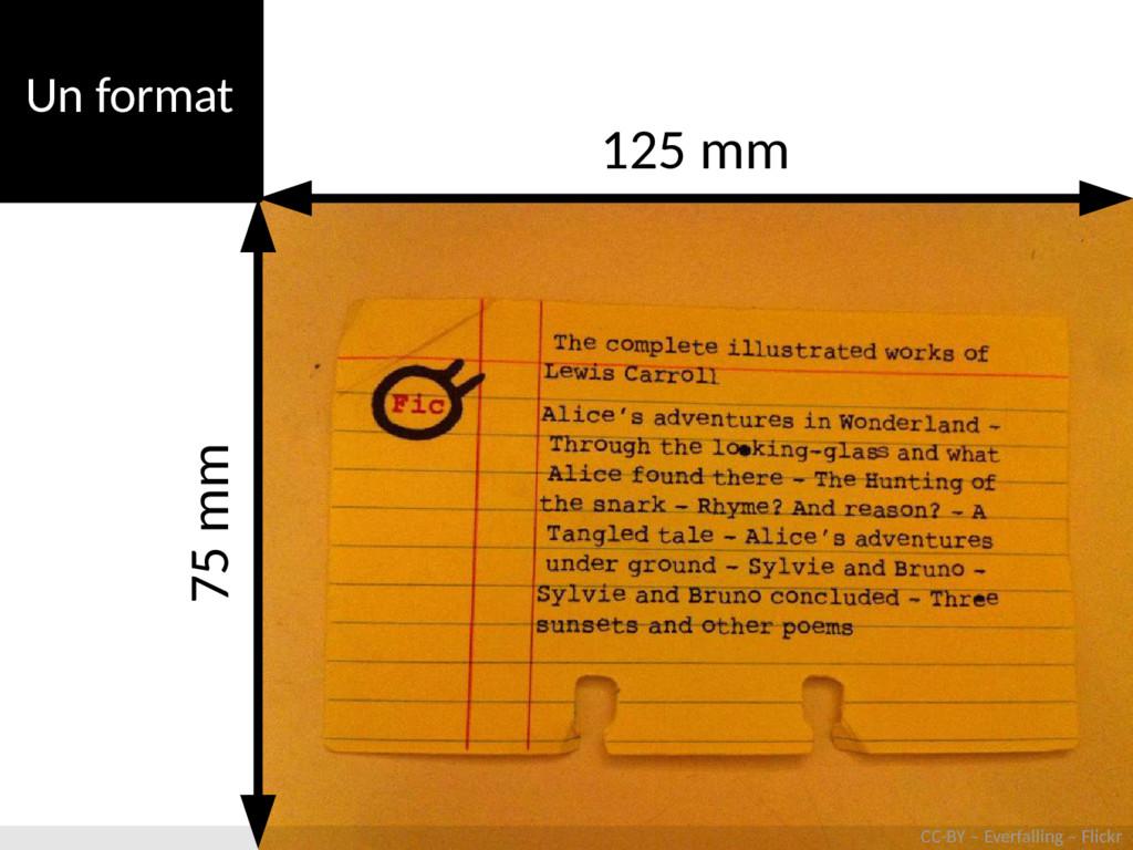 75 mm 125 mm Un format CC-BY – Everfalling – Fl...