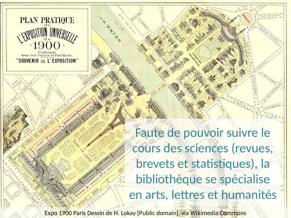 Expo 1900 Paris Dessin de H. Lokay [Public doma...