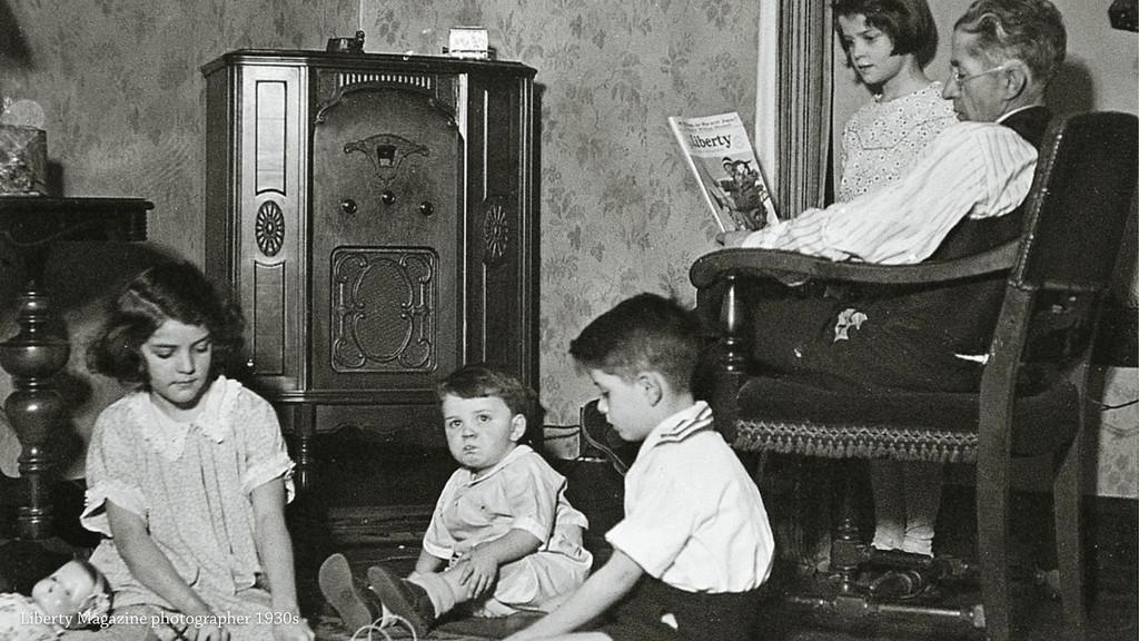 Liberty Magazine photographer 1930s