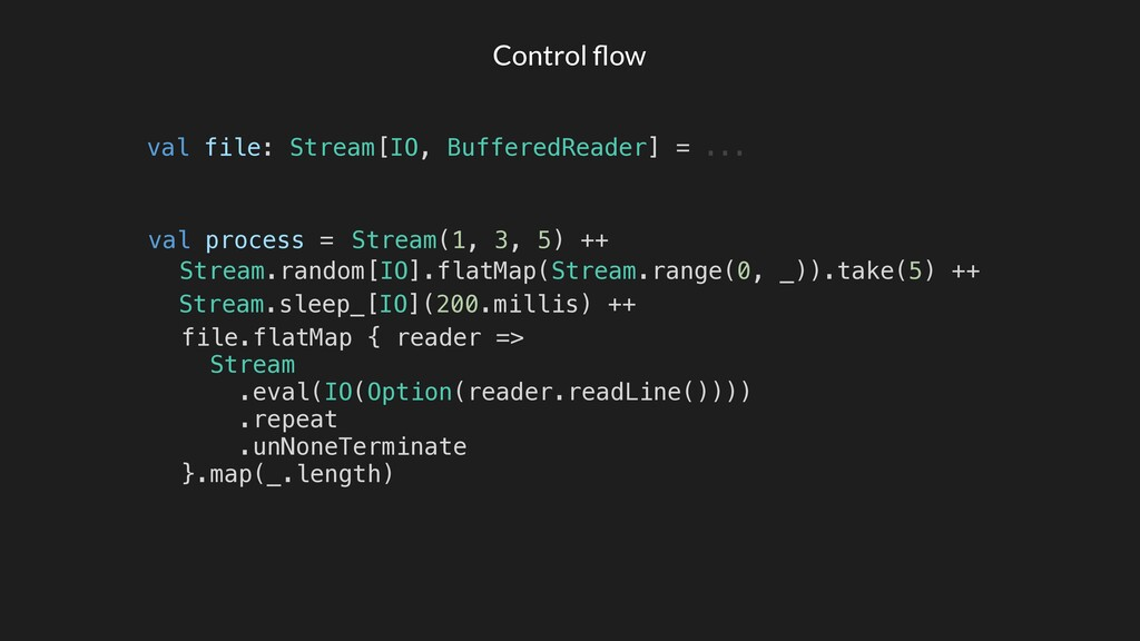 Stream.bracket { IO { new BufferedReader(new Fi...