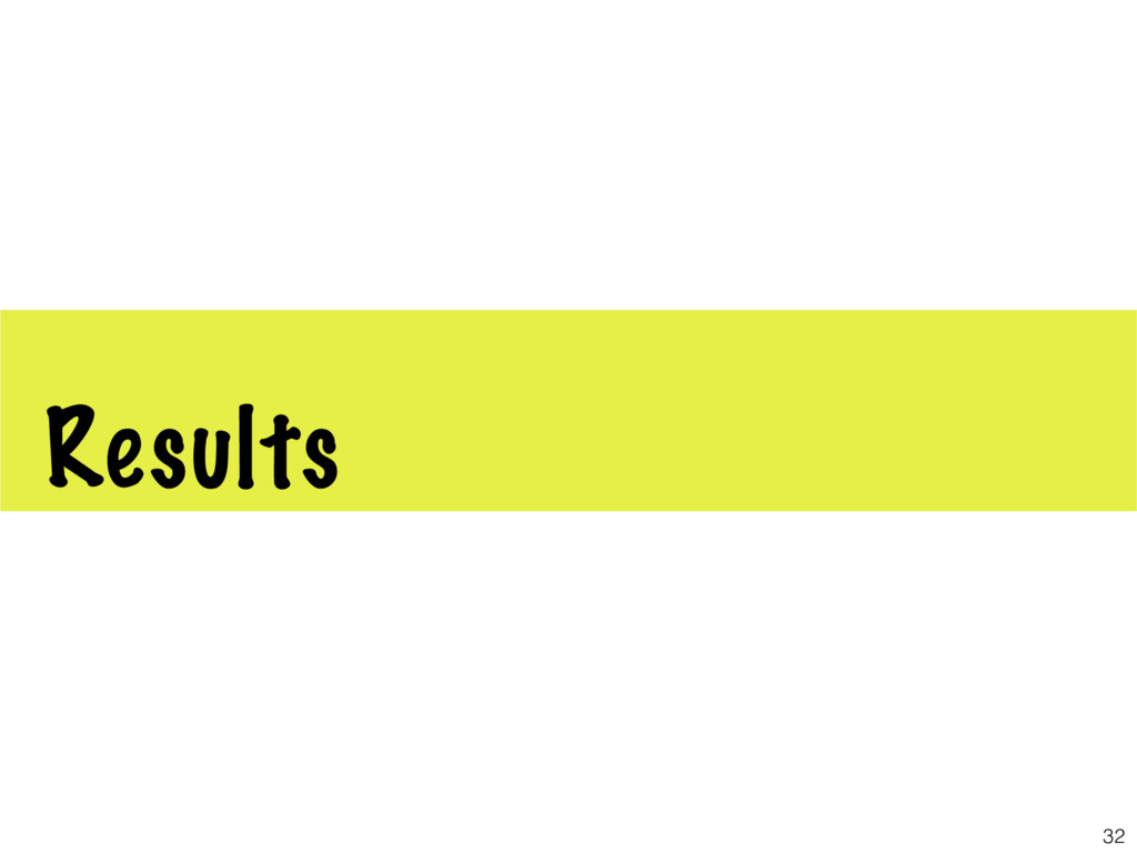 Results 32