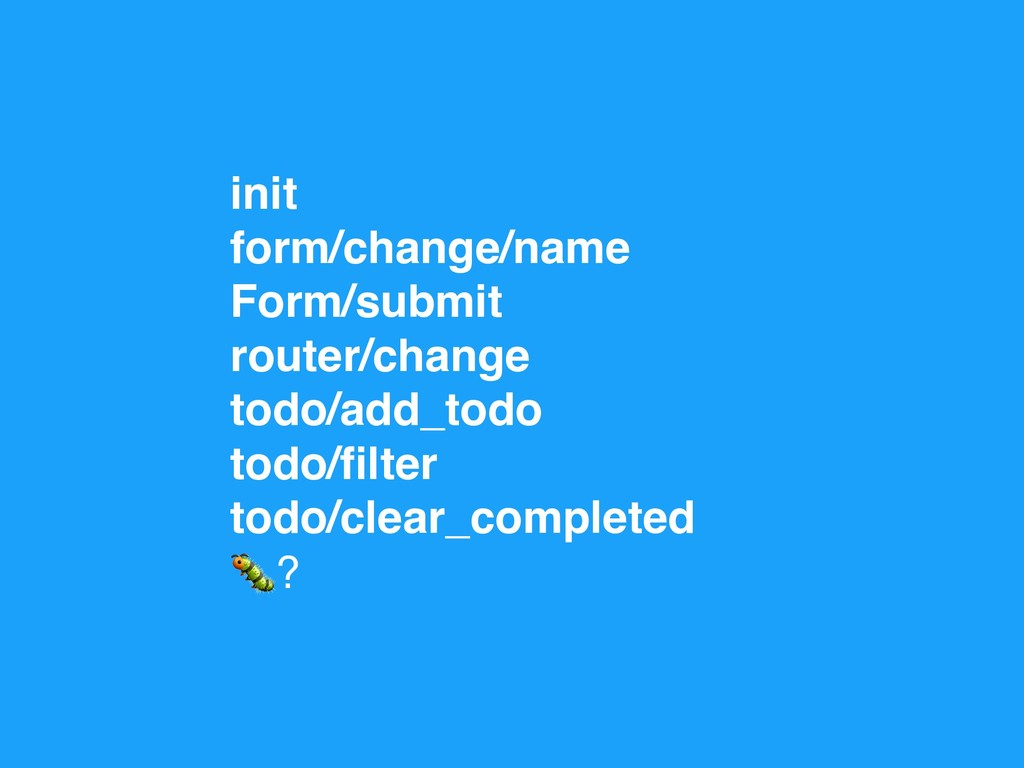 init form/change/name Form/submit router/change...