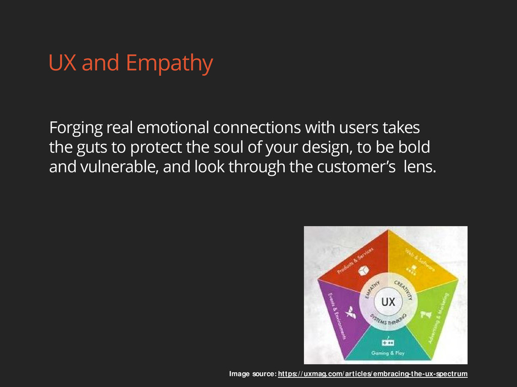 UX and Empathy Forging real emotional connectio...
