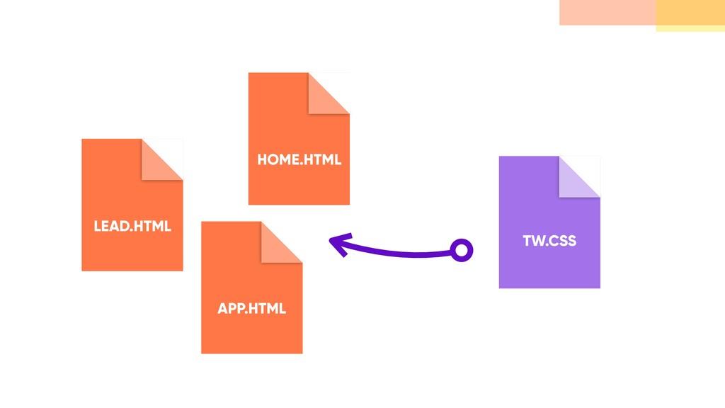 TW.CSS HOME.HTML APP.HTML LEAD.HTML