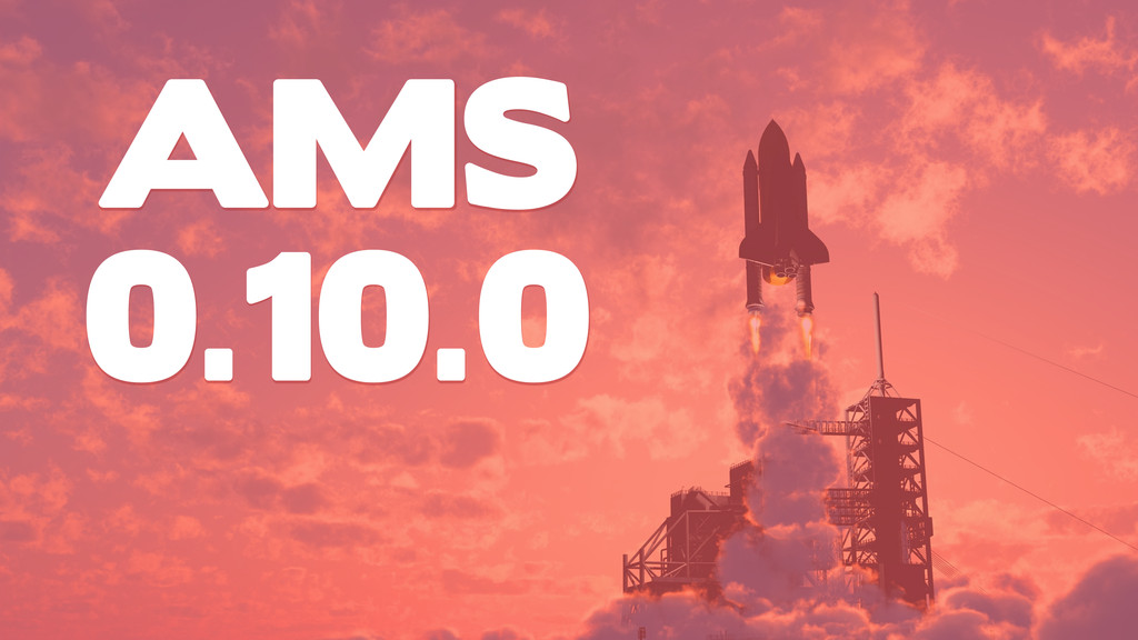 AMS 0.10.0