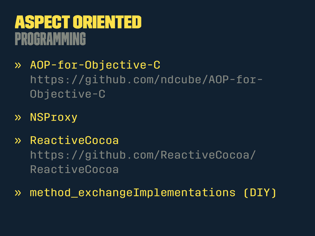 Aspect Oriented Programming » AOP-for-Objective...
