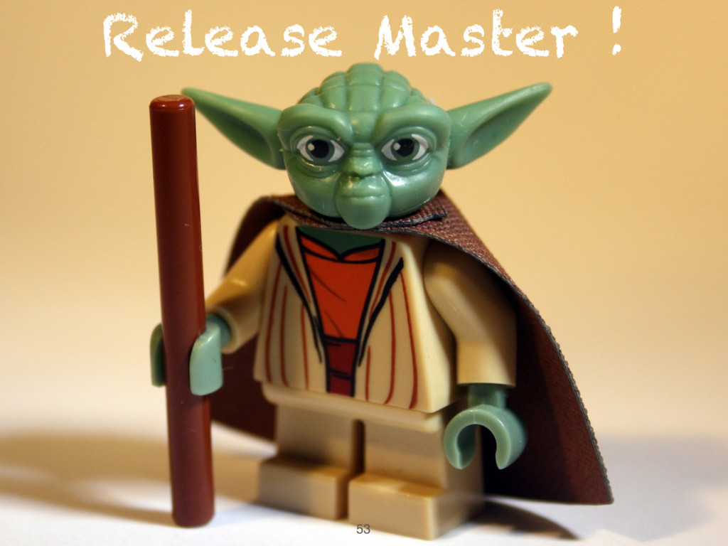 53 Release Master !