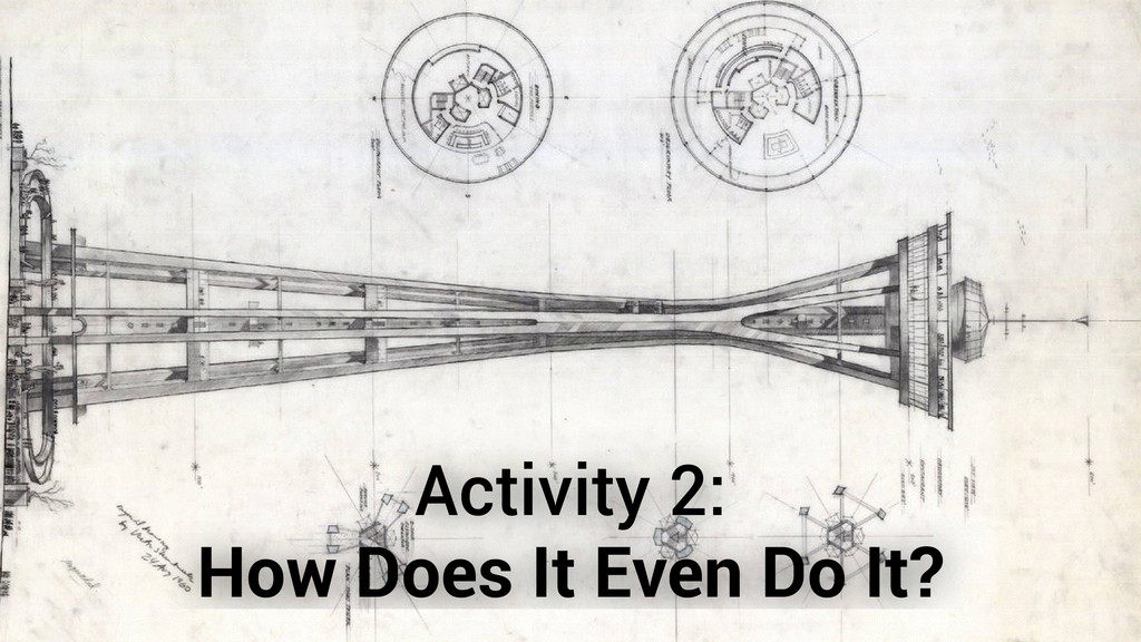 Activity 2: How Does It Even Do It?