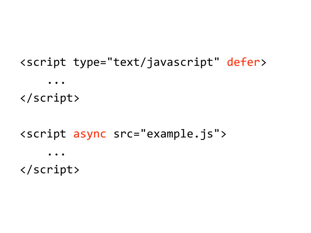 "<script'type=""text/javascript""'defer> ''''... <..."