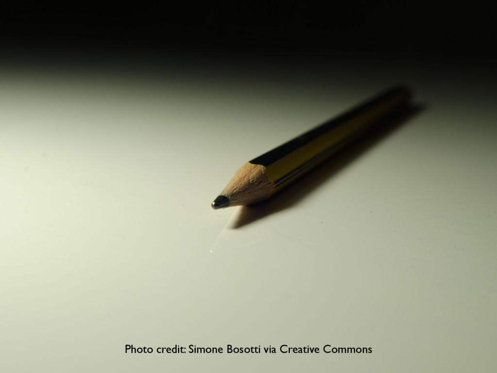 Photo credit: Simone Bosotti via Creative Commo...