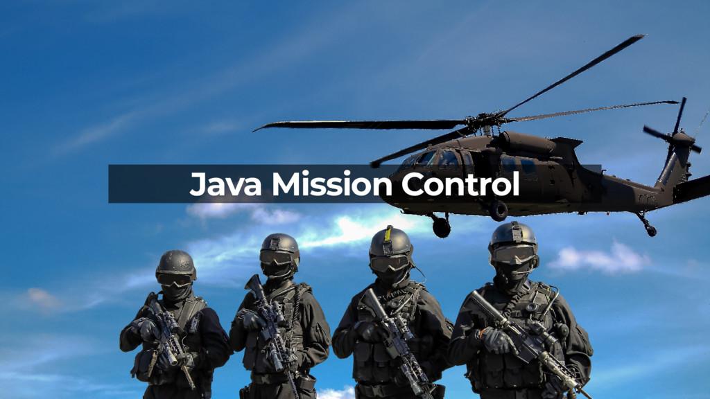 Java Mission Control