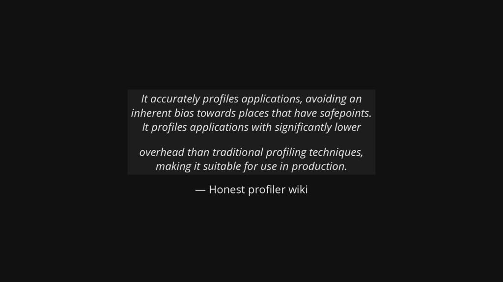 — Honest pro ler wiki It accurately pro les app...