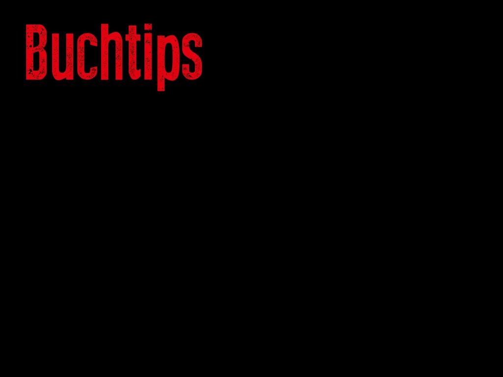 Buchtips