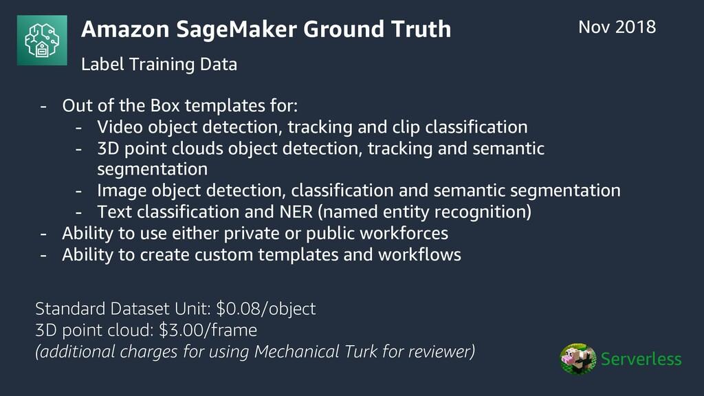 Amazon SageMaker Ground Truth Label Training Da...