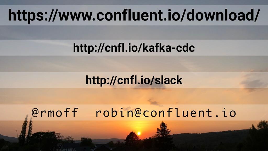 @rmoff #ukoug_tech18 No More Silos: Integrating...