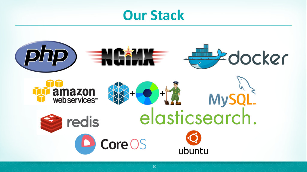 Our Stack 10