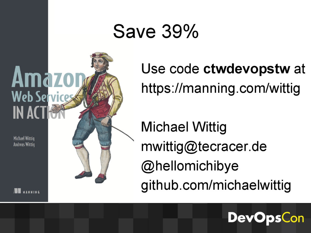 Use code ctwdevopstw at https://manning.com/wit...