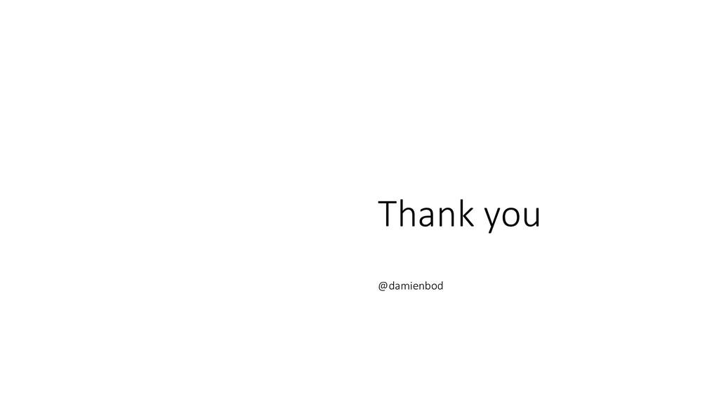 Thank you @damienbod