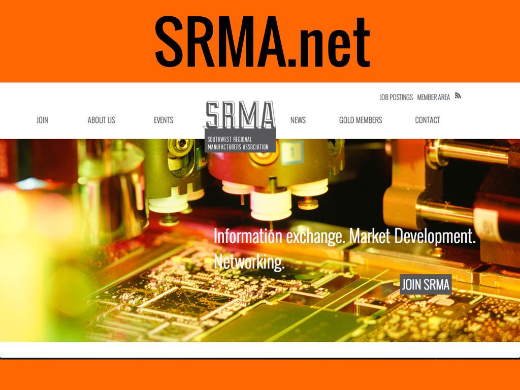 SRMA.net