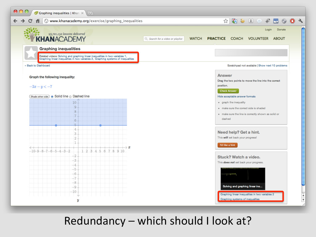 Redundancy – which should I look...