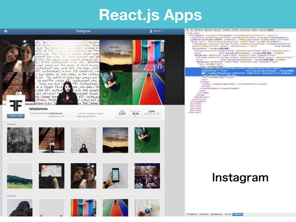React.js Apps *OTUBHSBN