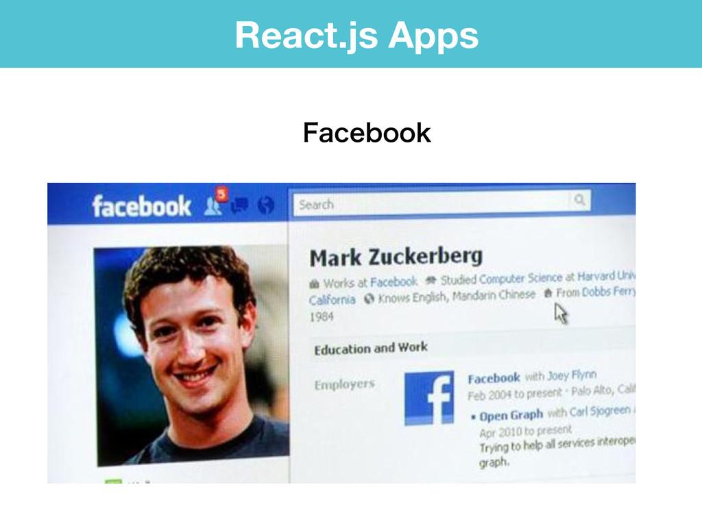 React.js Apps 'BDFCPPL