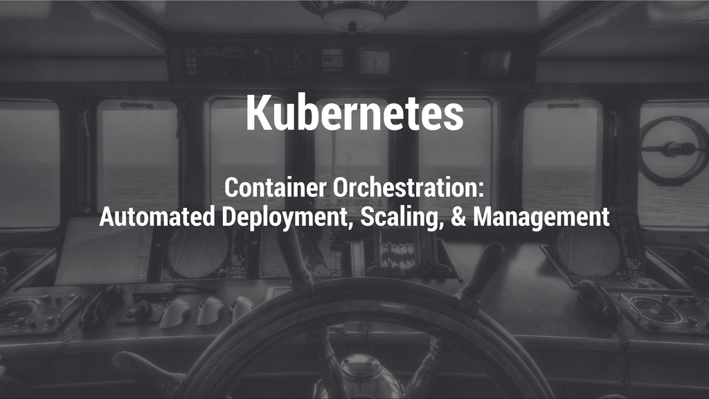 Kubernetes Container Orchestration: Automated D...